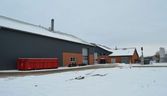 Testing facility in Aarhus